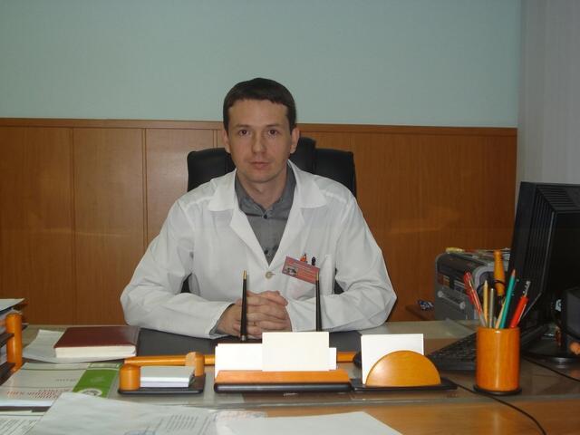 Заместитель начальника по медицинской части